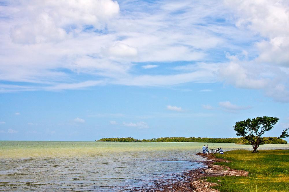 Flamingo, Florida, End of Florida Mainland