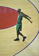 Boston's Kevin Garnett.