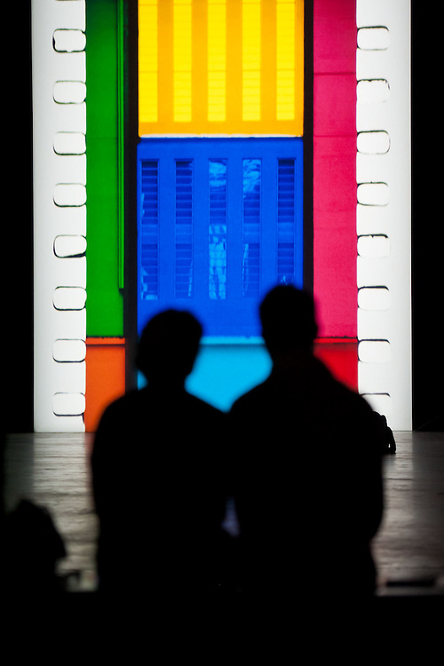 Film by Tacita Dean becomes the twelfth commission in the Unilever Series in the Turbine Hall of the Tate Modern,  London. It is an eleven-minute silent 35mm looped film projected onto a 13m tall monolith.