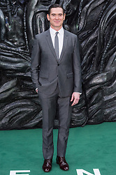 © Licensed to London News Pictures. 04/05/2017. London, UK. BILLY CRUDUP attends the Alien: Covenant world film premiere. Photo credit: Ray Tang/LNP