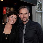NLD/Utrecht/20110927 - 31 ste NFF-Uitreiking Lezen en Schrijven Film Awards door Prinses Laurentien, Patrick Martens en Viviënne van den Assem