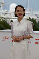 Actress Cho Yeo-Jeong at Parasite film photo call at the 72nd Cannes Film Festival, Wednesday 22nd May 2019, Cannes, France. Photo credit: Doreen Kennedy