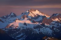Dome Peak, North Cascades Washington