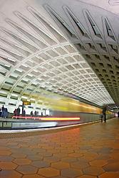 Washington DC metro train tunnel VA1_803_266