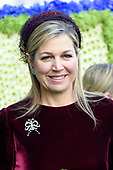Koningin Maxima opent World Horti Center
