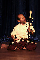 Cambodian Musician - Cambodian culture is one of the oldest ones in Southeast Asia though after the last three decades, much has been destroyed including arts and culture.  In recent years, many foundations and NGOs have been created to help revive Cambodian arts, particularly in the areas of music, dance and sculpture.