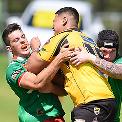 18th March 2018 - Hastings Deering Colts Round 2: Wynnum Manly Seagulls v Sunshine Coast Falcons