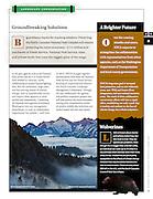National Parks Conservation Association: North Cascades Brochure (2012)