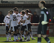 Crawley Town v Doncaster Rovers 180213