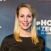 NLD/Zaandam/20190128- première musical Op Hoop van Zegen, Alexandra Alphenaar