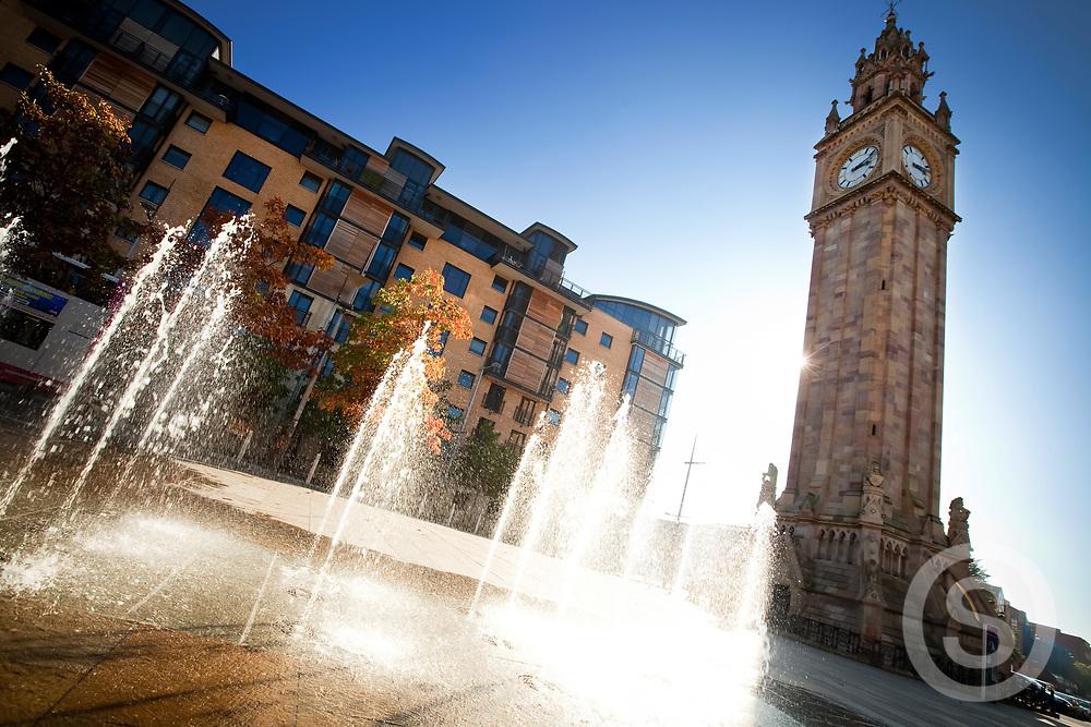 Photographer: Paul Lindsay, Albert Memorial Clock, Belfast