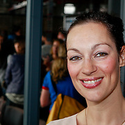 NLD/Amsterdam/20110907 - Presentatie Cosmopolitan Man 2011, Miryanne van Reeden