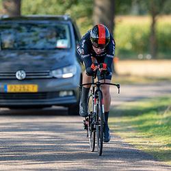 13-09-2020: Wielrennen: NK tijdrijden nieuwelingen en junioren: Chaam <br />Sophie van Rooijen