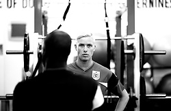 Hordur Magnusson - Mandatory by-line: Joe Meredith/JMP - 10/07/2017 - FOOTBALL - Failand Training Ground - Bristol, United Kingdom - Bristol City Preseason Training