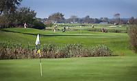ALKMAA - Golfbaan Sluispolder, hole 6 , FOTO KOEN SUYK