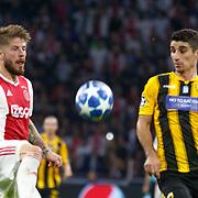 NLD/Amsterdam/20180919 - Ajax - AEK, nr 20 Lasse Schöne