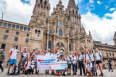 20210914 ESP: BvdGF hike challenge day 6, Santiago de Compostela