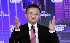 Alibaba Group Chairman Jack Ma @ Bloomberg - 20 Sep 2017