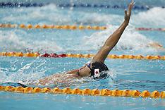 FINA Swimming World Cup 2018 - Day 2 - 03 November 2018