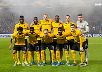 Football - 2019 / 2020 UEFA Europa League - Group G: Rangers vs. BSC Young Boys<br /> <br /> Young Boys team photo, at Ibrox Stadium.<br /> <br /> COLORSPORT/BRUCE WHITE