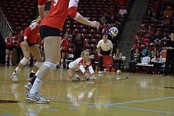 21 November 2009: Kasey Mollerus. The Missouri State Lady Bears take on the Illinois State Lady Redbirds at Redbird Arena on the campus of Illinois State University in Normal Illinois.