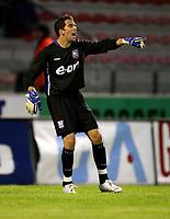 Photo: Maarten Straetemans.<br /> Royal Antwerp v Ipswich Town. Pre Season Friendly. 31/07/2007.<br /> Neil Alexander (Ipswich)