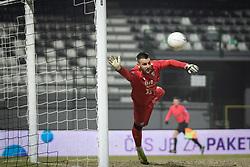 Darko Marjanovic of ND Gorica during football match between NS Mura and ND Gorica in 22nd round of Prva liga Telekom Slovenije 2020/21, on 20 February, 2021 in Fazanerija city stadium in Murska Sobota, Slovenia. Photo by Blaž Weindorfer / Sportida