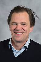 NIEUWEGEIN - Arjen Rahusen.KNHB medewerkers en organisatie WK Hockey 2014. FOTO KOEN SUYK