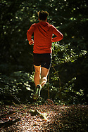 """Running action photoshoot for Running Reborn to show runners position and foot fall for """"Ultra"""" runners using Shane Benzie's tecnique"""