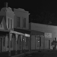 Streetscape & Motor Garage<br />