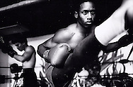 Kick Boxing gym in Chula Vista, CA.  1998