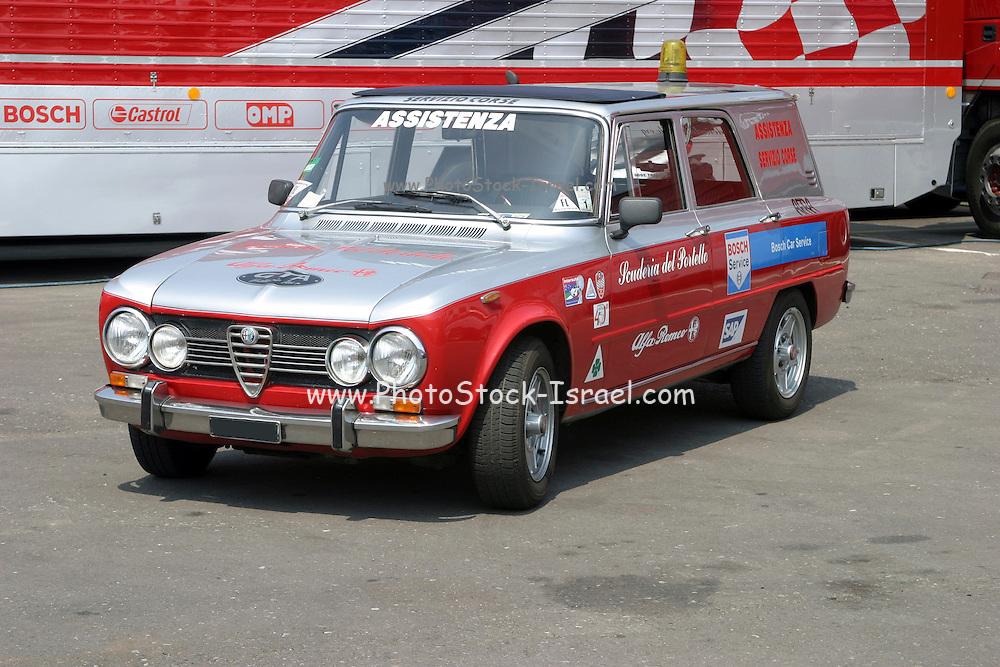 1960's Alfa Romeo Giulia station wagon