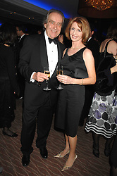 GERALD SCARFE and his wife actress JANE ASHER at the 2007 Costa Book Awards held at The Intercontinental Hotel, One Hamilton Place, London W1 on 22nd January 2008.<br /><br />NON EXCLUSIVE - WORLD RIGHTS (EMBARGOED FOR PUBLICATION IN UK MAGAZINES UNTIL 1 MONTH AFTER CREATE DATE AND TIME) www.donfeatures.com  +44 (0) 7092 235465