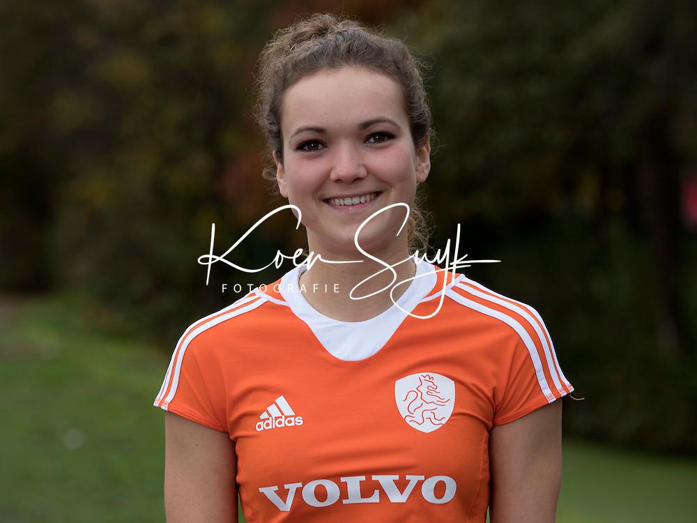 UTRECHT -  YENTL LEEMANSJong Oranje hockey meisjes -21. COPYRIGHT KOEN SUYK