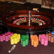 NLD/Schveningen/20120307 - Heropening Holland Casino Scheveningen, roultette met fiches