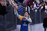 Nic Moore<br /> Virtus Roma - Bergamo<br /> Campionato Basket LNP 2018/2019<br /> Roma 20/01/2019<br /> Foto Gennaro Masi / Ciamillo-Castoria