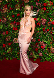 Rita Ora attending the Evening Standard Theatre Awards 2018 at the Theatre Royal, Drury Lane in Covent Garden, London