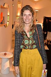 Martina Mondadori at the 2017 PAD Collector's Preview, Berkeley Square, London, England. 02 October 2017.