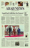April 01, 2021 (ASIA-PACIFIC): Front-page: Today's Newspapers In Asia-Pacific