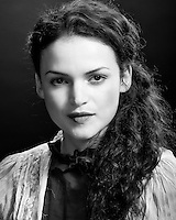 Second set of Drama and Theatre Actress Delilah Gyves-Smart Headshots.
