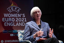 File photo dated 18-02-2020 of Baroness Sue Campbell who has hailed 'ambitious plan' to improve disability football. Issue date: Thursday October 14, 2021.
