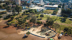 Foto aérea da região central de Gravataí. Foto: Jefferson Bernardes/ Agência Preview