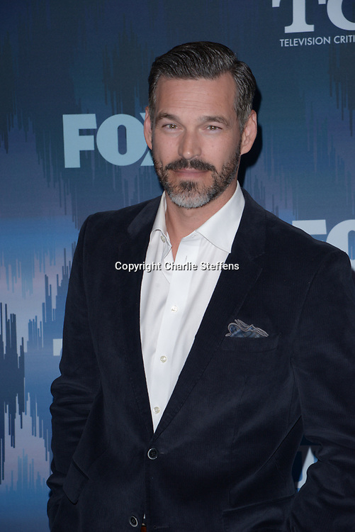 EDDIE CIBRIAN at the Fox Winter TCA 2017 All-Star Party at the Langham Hotel in Pasadena, California