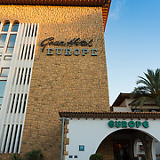 Grand Hotel Europe, San Salvador, Costa Daurada, Spain