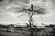 Somali refugees, Ethiopia.