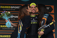 Podium Adam Yates during the UCI World Tour, Tirreno-Adriatico 2018, Stage 5, Castelraimondo to Filottrano, in Italy, on March 11, 2018 - Photo Laurent Lairys / ProSportsImages / DPPI