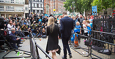 2017-07-24 Charlie Gard's parents face media after court battle capitulation