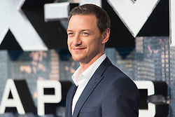 © Licensed to London News Pictures. 09/05/2016. JAMES MCAVOY attends the global fan screening of X-Men: Apocalypse.  London, UK. Photo credit: Ray Tang/LNP