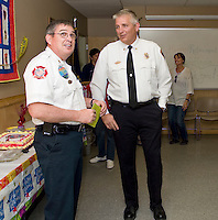 Chief Hayes Retirement Open House April 30, 2010
