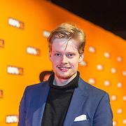 NLD/Amsterdam/20190208- 100% NL Awards  2019, Jim van der Zee